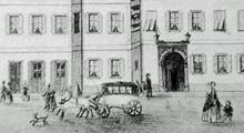 Grazer Stadtpost, Färbergasse 1810-1842